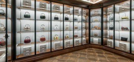 L'archivio Gucci racchiude i 100 anni di storia della griffe