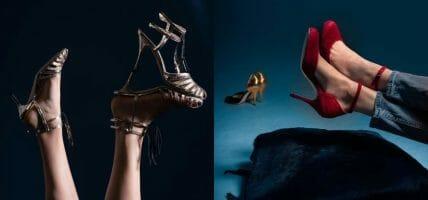 La formula di Cabeceo: tango, circolarità e scarpe in pelle