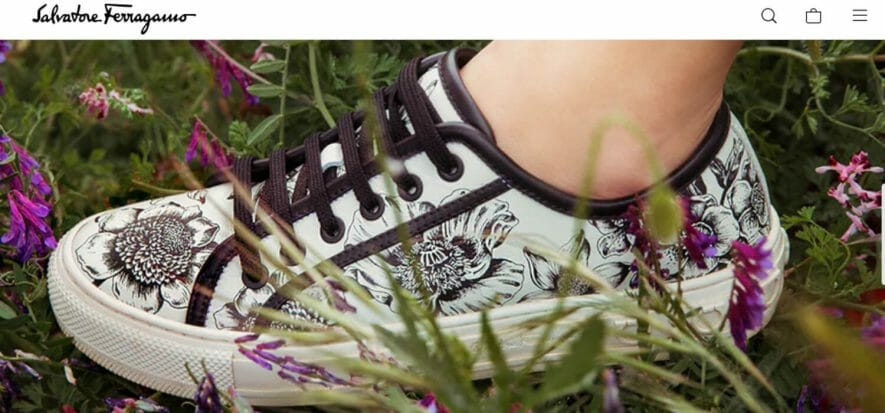 Nel semestre di Ferragamo (+44,1%) il dilemma delle sneaker