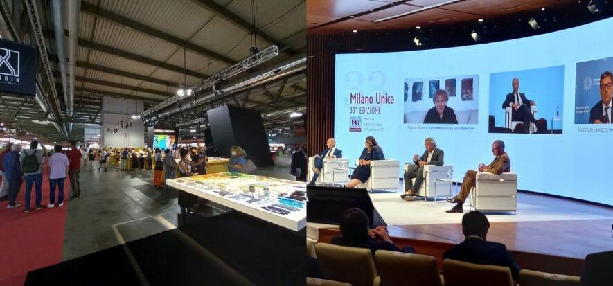 Con la prima di Milano Unica le fiere moda tornano in presenza