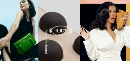 Tod's, Mulberry e Reebok: è sempre tempo di leather collaborations