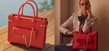 Dopo il successo della borsa, Luisa Spagnoli espande la scarpa