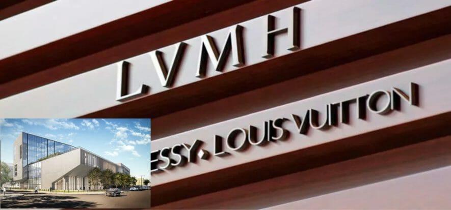 LVMH Italia ha una nuova sede (a Milano, nel quartiere di Prada)