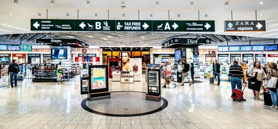 Sono diminuiti i viaggi, non gli investimenti nel travel retail