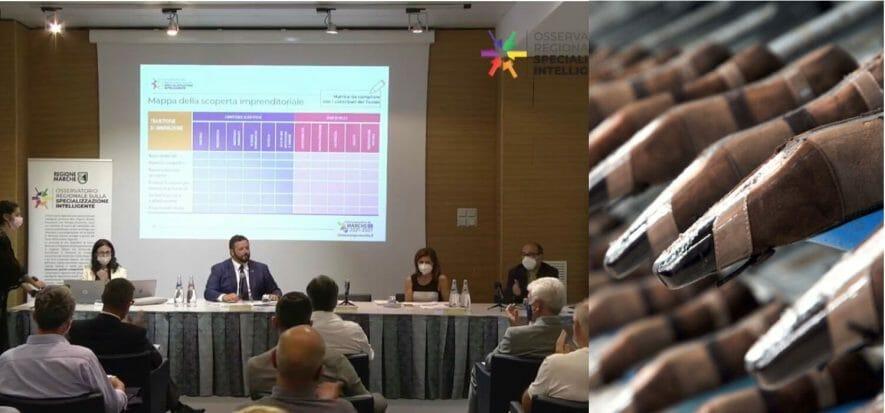 Marche, Regione e calzatura parlano dei 500 mln di fondi POR FESR