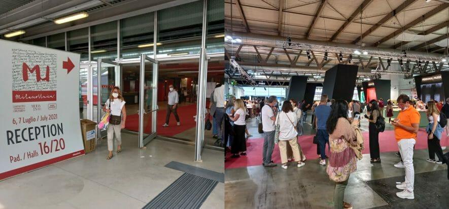 Che aria si respira tra gli stand di Milano Unica