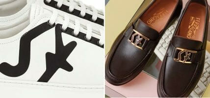 A company shake-up so profound that Ferragamo also changed its logo