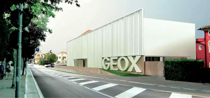 Geox achieves a good first half and closes its plant in Serbia