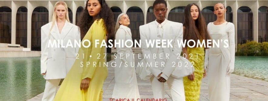 Eventi fisici e non solo: al via la Milano Fashion Week
