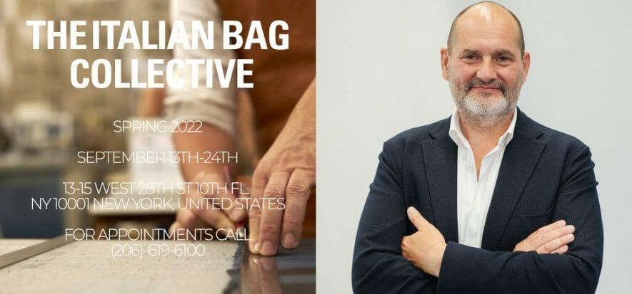 Assopellettieri porta a New York The Italian bag collective