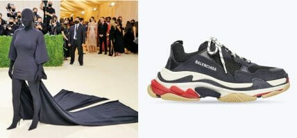 The extreme transversality of luxury pays off: Balenciaga cashes in
