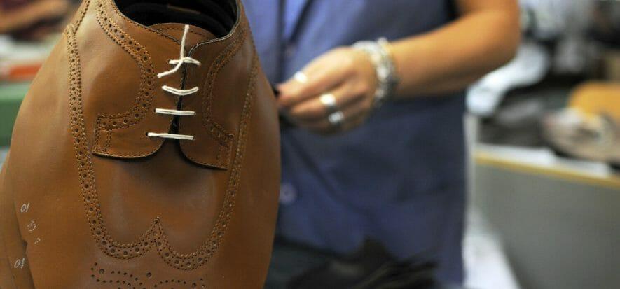 When will the Italian footwear segment recover?