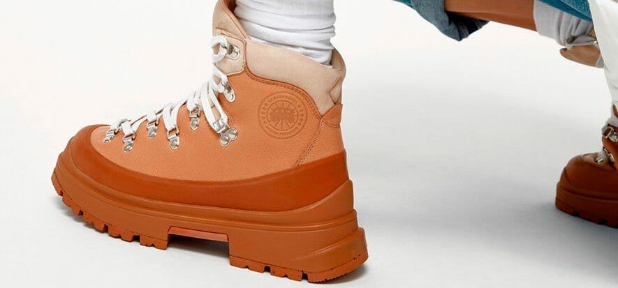 12/11/21: Canada Goose debutta nella scarpa (anche made in Italy)