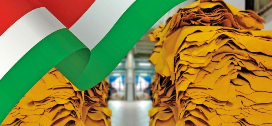 Concia italiana: recupero in corso, allarme prezzi materie prime