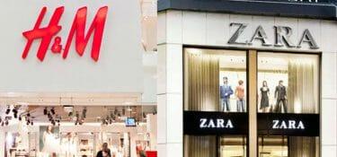 Fast fashion a confronto: Zara e H&M sotto la lente di Retviews