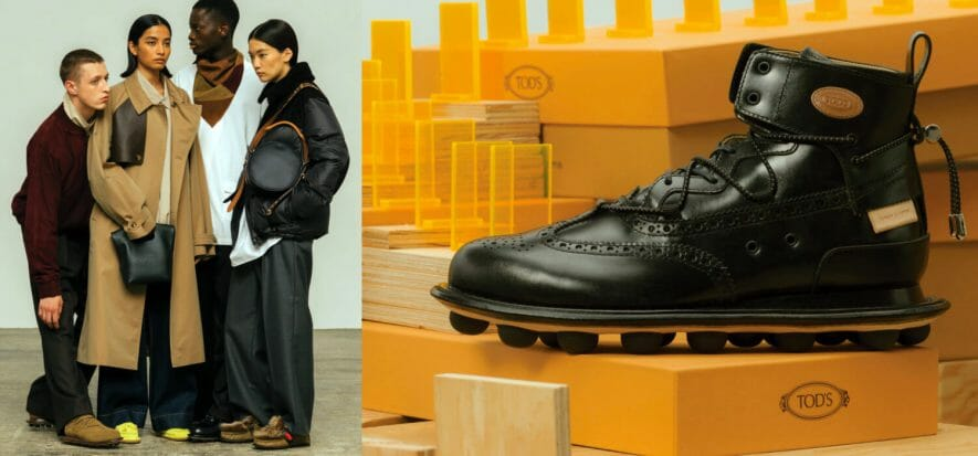 Hender Scheme flips Tod's for the 4th story of Factory