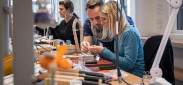 Hermès inaugurated its 19th leather goods factory in France