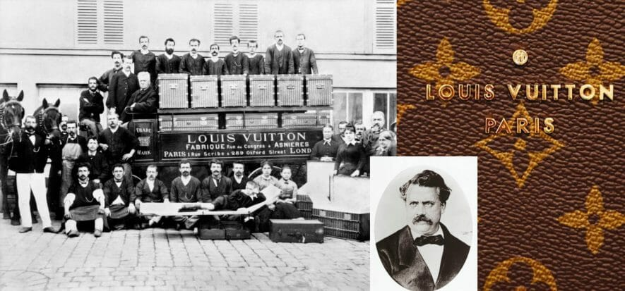 """LV's 200th anniversary: """"From brand to colossus while respecting the founder"""""""