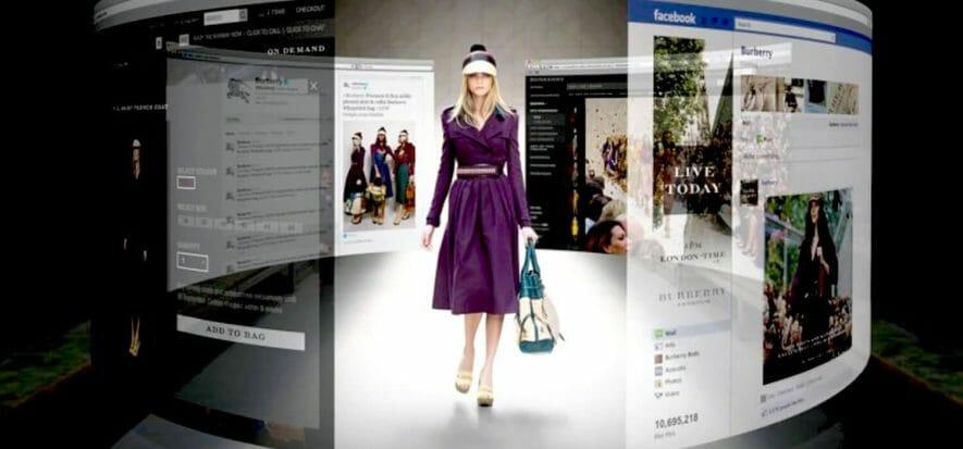 Shopping di lusso: più virtuale e interattivo, ma c'è chi dice no