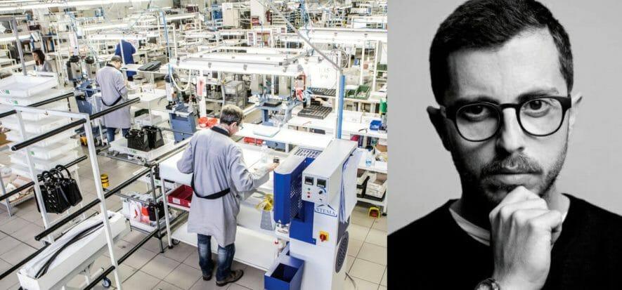 I protagonisti di Mipel Lab: P. & C. e il valore del reshoring