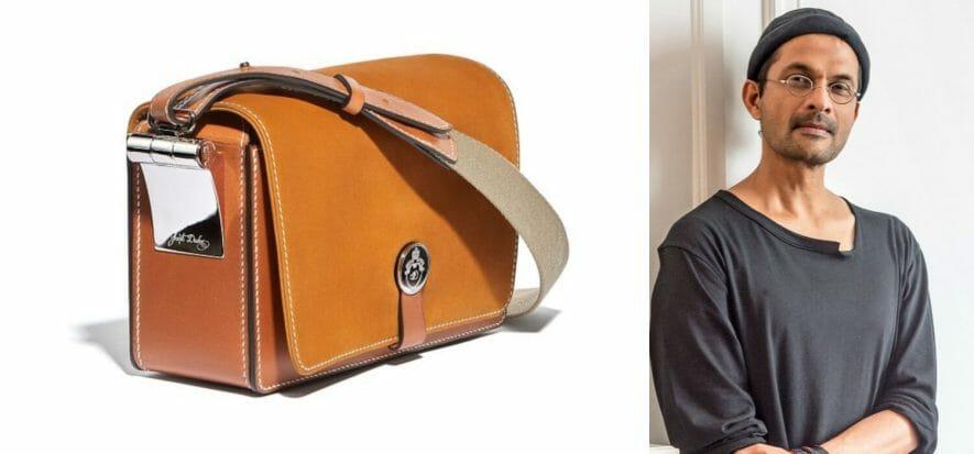 Un designer vegetariano per rilanciare una borsa nata in conceria