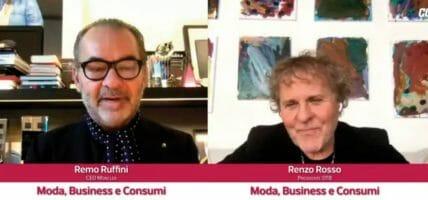 Sapete cosa accomuna Renzo Rosso e Remo Ruffini? L'ottimismo