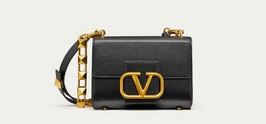 Accessories and development plans: Valentino's semester is okay