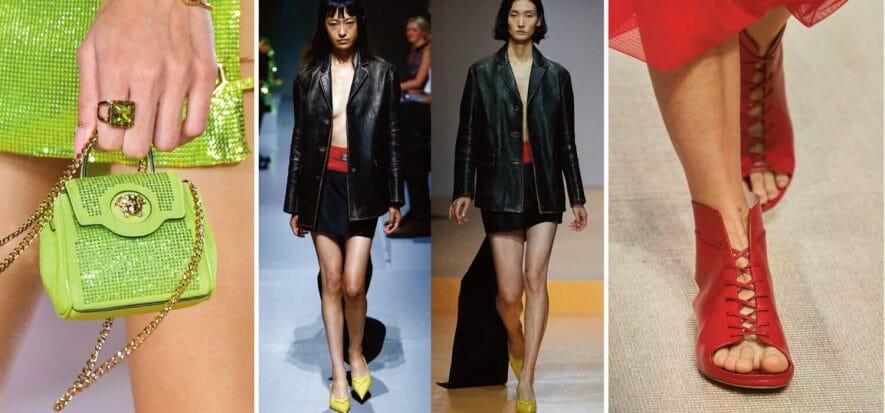 La regola di non avere regole: i 5 best leather items della MFW