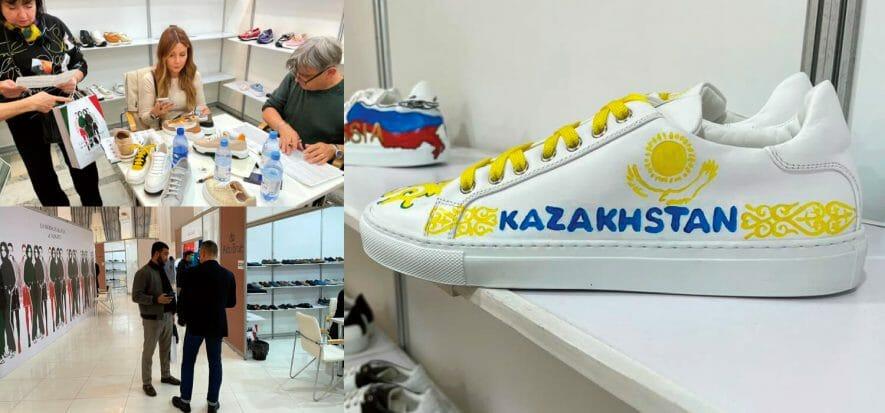 La Moda Italiana@Almaty: la Donna sorride, l'Uomo di più