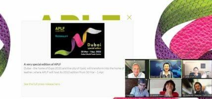 APLF conferma le date, non la sede: l'edizione 2022 sarà a Dubai