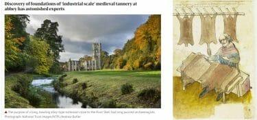 Il passato conciario nascosto sotto l'abbazia patrimonio UNESCO