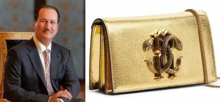 La voglia di shopping di Hussain Sajwani, proprietario di Cavalli