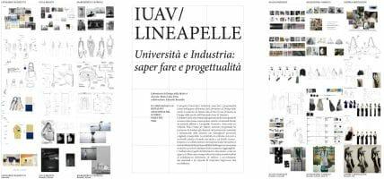 IUAV Venezia: dalla teoria alla vetrina di Lineapelle