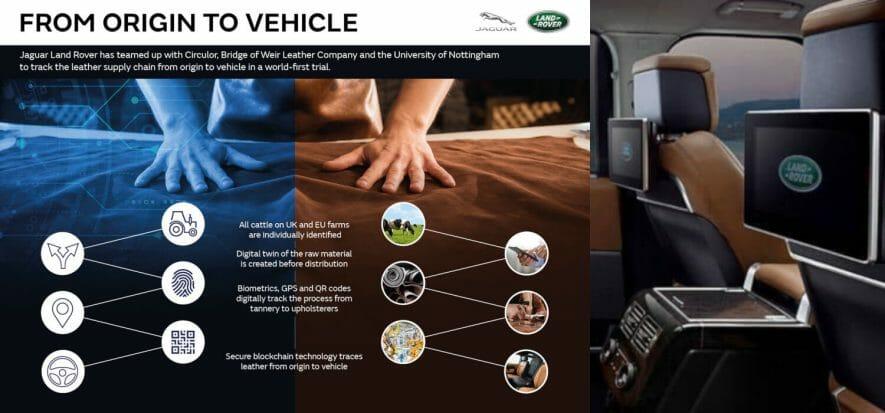 Pelle, così Jaguar Land Rover risponde al mercato (e a Volvo)