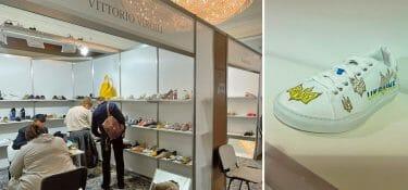 Talking about the positive aspects of Italian footwear trip to Kiev