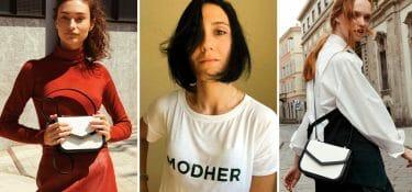 La vera alternativa sostenibile è la pelle: l'esempio di Modher