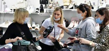 Il mercato a Obuv e Futurmoda (e il rebranding di Gallery Shoes)